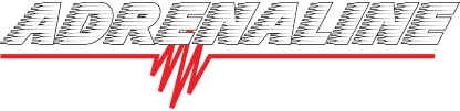 Adrenaline Fundraising Logo
