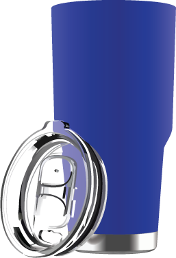 Blue - 30oz